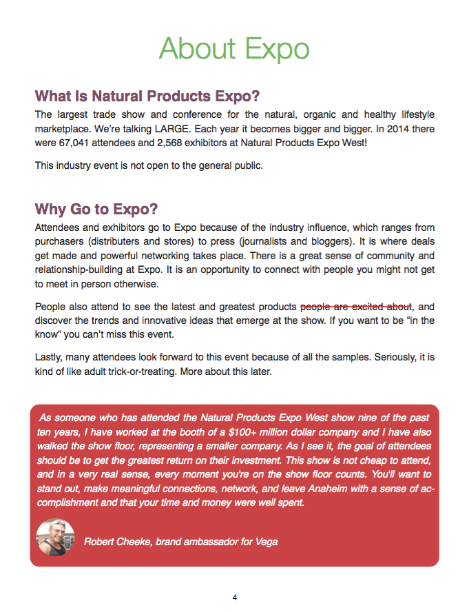 expo guide expert 4 2016